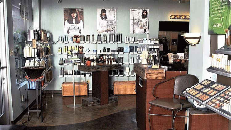 Category Salon Spa